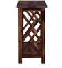Enumclaw Console Table in Provincial Teak Finish by Woodsworth