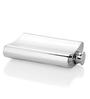 Episode Silver - 92.5 Silver Handicraft Flask Waves Large