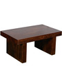Mindoro Large Coffee Table in Provincial Teak Finish by Woodsworth