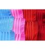 Eurospa Assorted 100% Cotton 27 x 54 Bath Towel - Set of 4