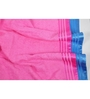 Eurospa Multicolour 100% Cotton 22 x 44 Bath Towel - Set of 2