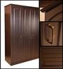 Evita Three Door Wardrobe by HomeTown