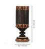 ExclusiveLane Multicolour Polyvinyl & Mango Wood Lamp