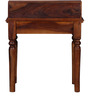 Salburg Study & Laptop Table in Honey Oak Finish by Amberville