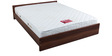 Free Offer - Fantasy 6 Inches Thick Single-Size Multi-Colour Spring Mattress by Kurl-On