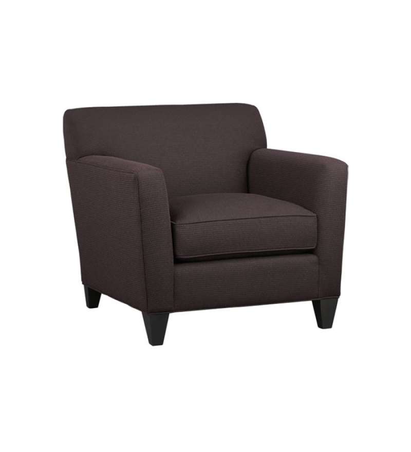 Single Sofa Chair Sale: Ginger Cushioned Single Seater Sofa By Mudra Online