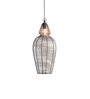 Fabuliv Brown Iron Pendant