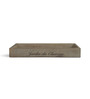 Fabuliv Paris Wooden 20 x 11 x 3 Inch Tray