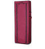 Fancy 10 Layer Portable Multipurpose Waterproof Fabric Shoe Rack in Maroon Colour by YUTIRITI