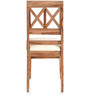 Festo Dining Chair in Natural Finish by @Home