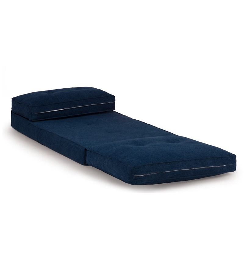 Folding Mattress Sofa Bed Single By Furny Online Sofa Cum Beds Furniture Pepperfry Product