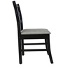 Four Seater Dining Set with Plywood Top in Wenge Color by Crystal Furnitech