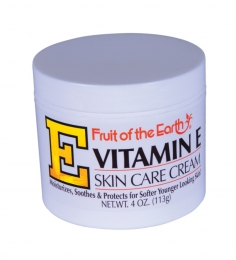 Fruit of the Earth Vitamin E Cream For Younger Looking Skin 113 gms