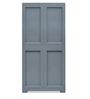 Freedom Medium Storage Cabinet FMM in Dark Blue & Grey Colour by Nilkamal