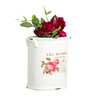 Importwala French Wall Planter - White