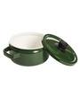 Fujihoro 3000 ML Casserole With Lid - Olive Green