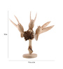Hastings Showpiece in Brown by Amberville