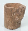 Gaia Woodlike planter - Simple Yet Elegant