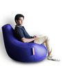 Gamer Chair (Cover Only) XXL size in Royal Blue Colour  by Style Homez