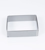 Ghidini Adjustable Stainless Steel Cake Ring