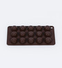 Ghidini Praline Silicone 15-cavity Chocolate Mould