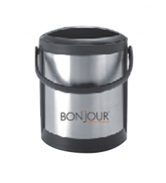 Globus Jr Steelo Tiffins by Bonjour- 5 Big Containers