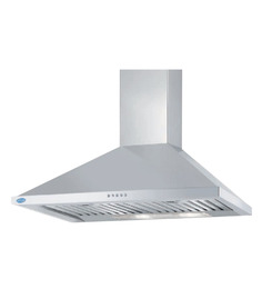 Glen Stainless Steel 23.62 Inch Hood Chimney (Model No: 6054)