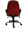 Glory Ergonomic Chair in Red Colour by Starshine