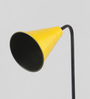 Grated Ginger Yellow Iron Study Lamp