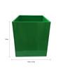 Green Gardenia Green Rectangular Pot