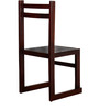 Fairmont Dining Chair in Passion Mahogany Finish by Woodsworth
