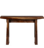 Rosendale Console Table in Provincial Teak Finish by Woodsworth