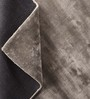 Halford Carpet 47 x 71 Inch in Silver by Amberville