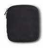 Home Union Leatherette Black Hard Disk Drive Cover