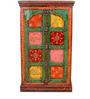Dvarika Cabinet in Natural Mango Wood Finish by Mudramark