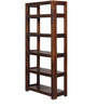 Toledo Solid Wood Display Unit in Provincial Teak finish by Woodsworth
