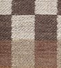 Fergusson Area Rug in Beige and brown by CasaCraft