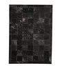 HDP Cola Black Leather 72 x 48 Inch Hand Made Carpet