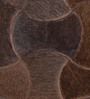 HDP Cola Brown Leather 80 x 56 Inch Hand Made Carpet