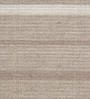 HDP Light Brown Wool 80 x 56 Inch Hand Woven Flat Weave Area Rug