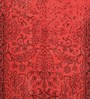 HDP Red & Black Wool 96 x 60 Inch Indian Hand Made Knotted Carpet