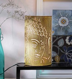 Height Of Designs Buddha White Acrylic Table Lamp - 1358785