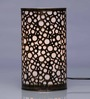 Height of Designs White Acrylic Table Lamp