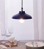 Height of Designs Blue Iron 40 W LED Pendant