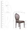 Leonard Dining Chair by Bohemiana
