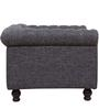 Sanford One Seater Sofa in Grey Colour by Amberville