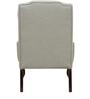 Sanford Wing Chair by Amberville