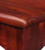 Kent Set of Tables in Honey Oak Finish by Amberville