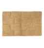 Homefurry Beiges Cotton 20 X 30 Inch Bath Mat