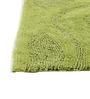 Homefurry Greens Cotton 20 X 32 Inch Bath Mat